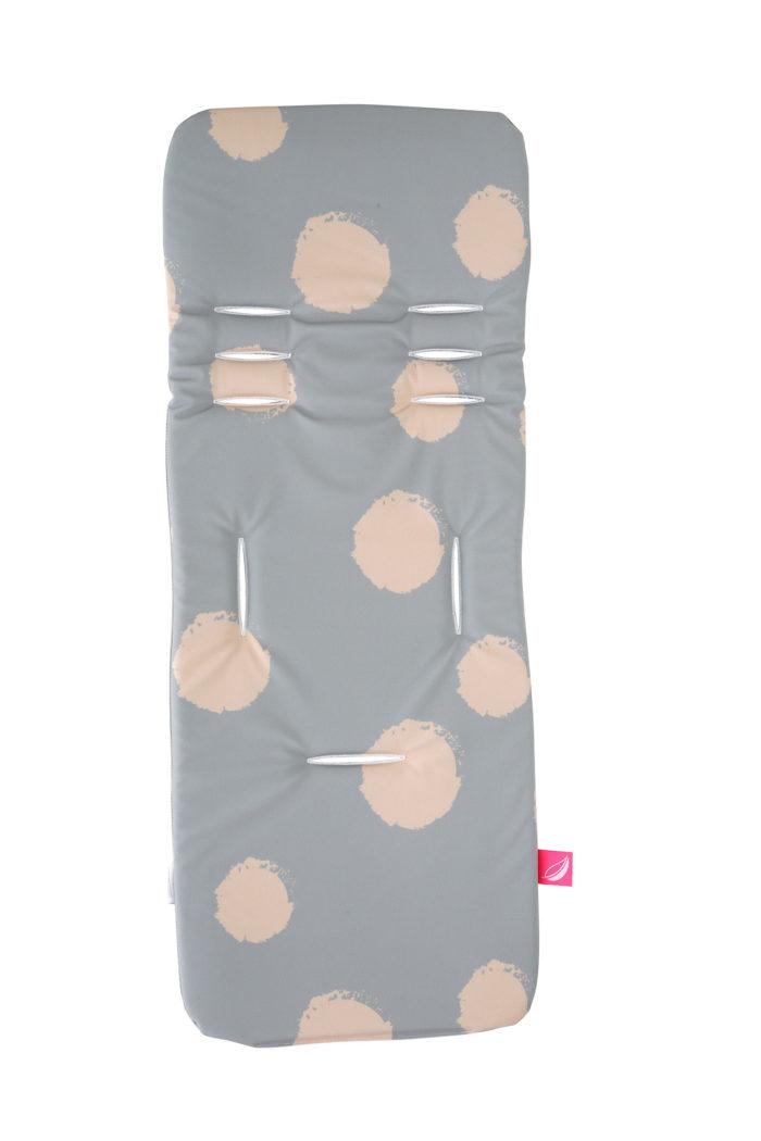 Auflage für Kinderwagen Tragetasche Buggy Anti-Stoß mit Memory Foam Softshell